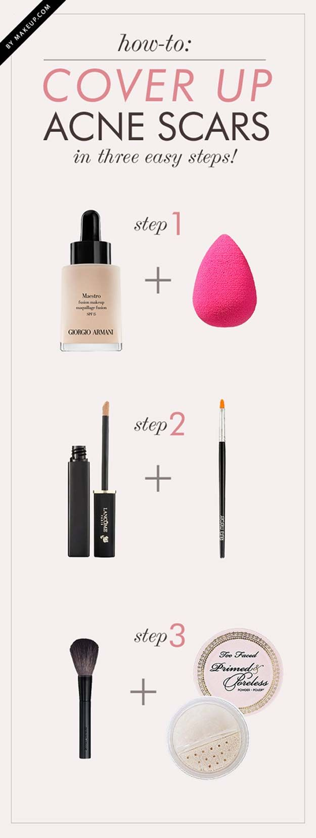 Best Beauty Hacks - How do I Cover Up Acne Scars? - Easy Makeup Tutorials and Ma...