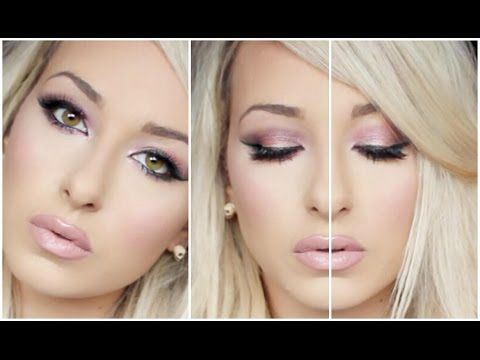 DRUGSTORE long lasting, flawless full coverage foundation routine (not cakey) - ...