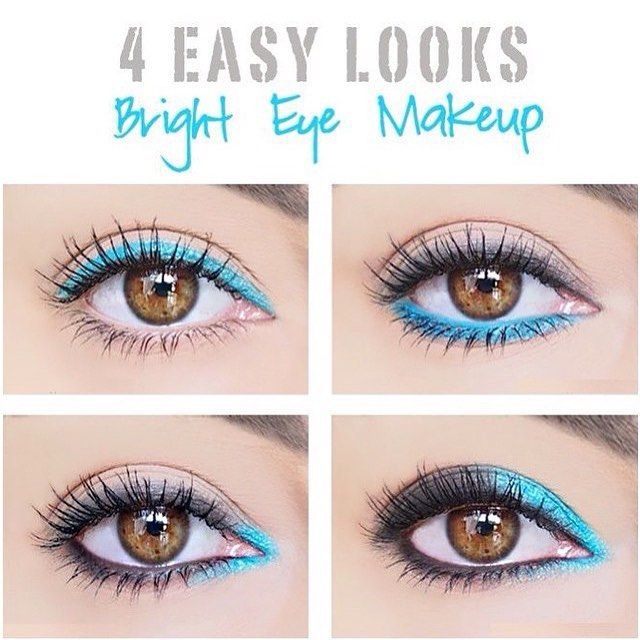 Easy Bright Eyes for Beginners #TheBeautyAddict                                 ...