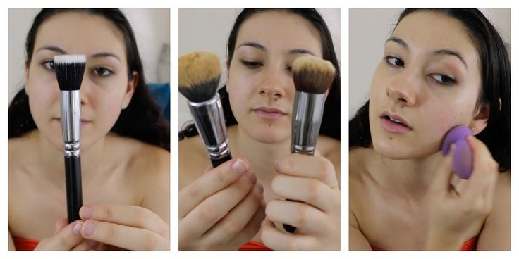 Foundation Makeup Tutorial for Beginners