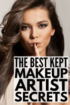 From foundation and contouring, to step-by-step eyeshadow application, to hiding...