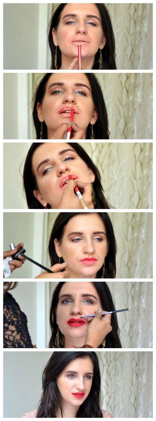 How To Get The Perfect Lip Shape: A Step-By-Step Tutorial