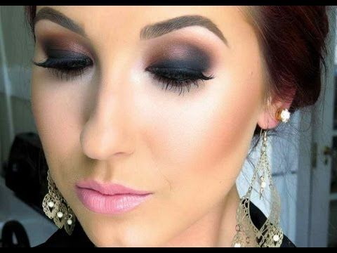 Jaclyn Hill -- Bombshell Makeup Tutorial ♡ - YouTube -- She is absolutely favo...