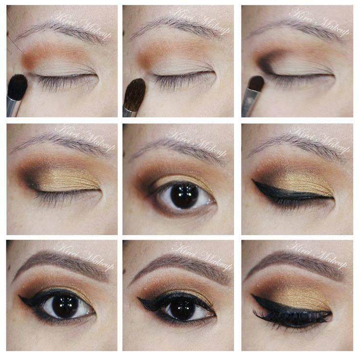 Kat Von D Monarch Palette Makeup Tutorial - Kirei Makeup