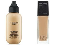 MAC Studio Face and Body Foundation Drugstore Dupe| Makeup Tutorials makeuptutor...
