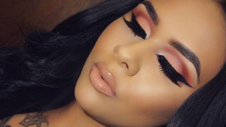 Peachy Makeup Tutorial | Modern Renaissance Palette
