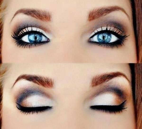 Simple wedding makeup for any type of wedding. Early morning, beach theme, late ...
