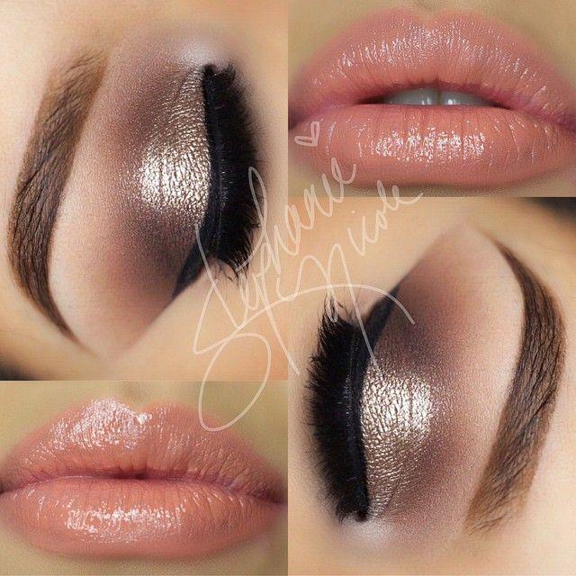 Stephanie Nicole Stephanie Salinas | Websta (Webstagram) #makeuplook