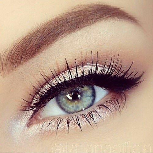 The best eye makeup look begins by choosing the right eye shadow, eyeliner and t...