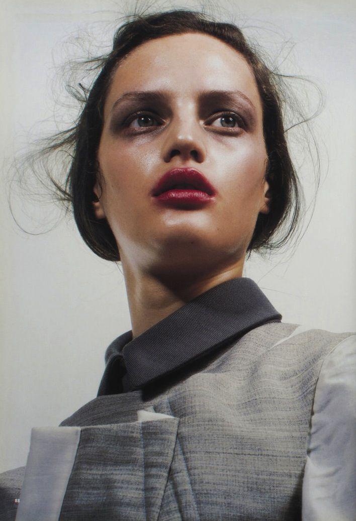 Vivien Solari shot by Craig McDean for Joe's #2 November 1998