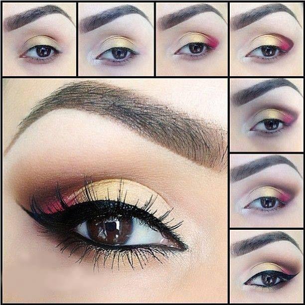 Makeup Ideas 2017 2018 Best Eyeshadow Colors For Brown Eyes