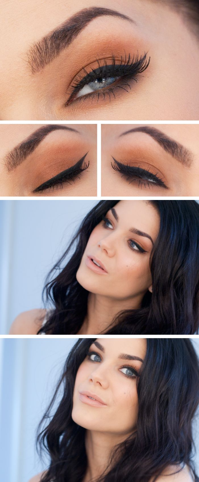 cat eye - a perfect everyday look
