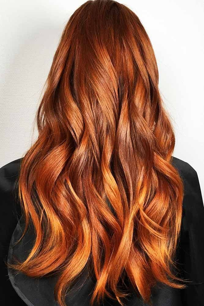 Discover The Captivating Orange Hair Rainbow: From Sweet Pumpkin To Burning Fier...