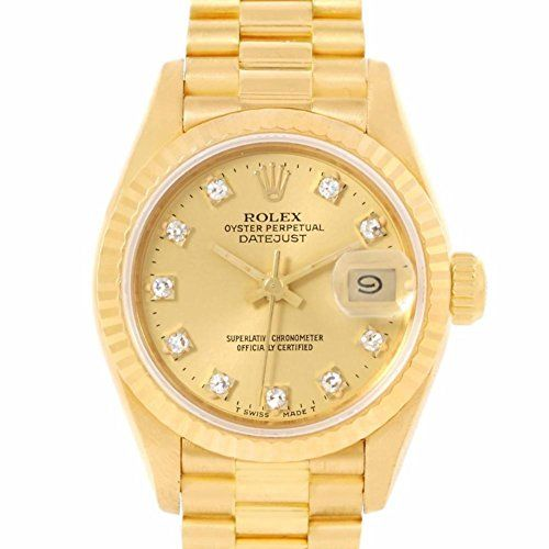 Rolex President automatic-self-wind womens Watch 69178 (Certified Pre-owned) ***...