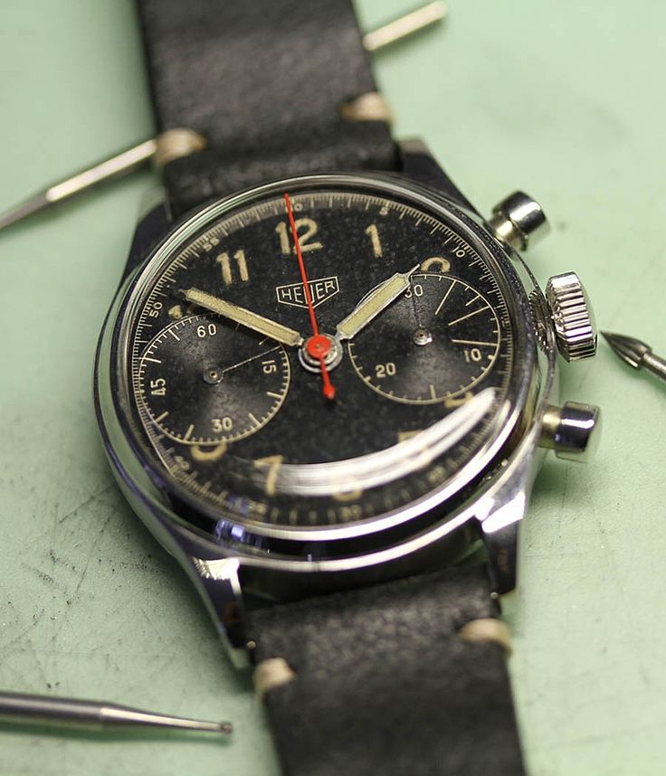 Heuer Vintage Models (Other) - early chronograph | Classic Driver Market