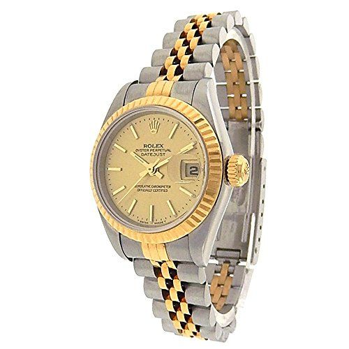 Rolex Datejust automatic-self-wind womens Watch 79173 (Certified Pre-owned) -- C...
