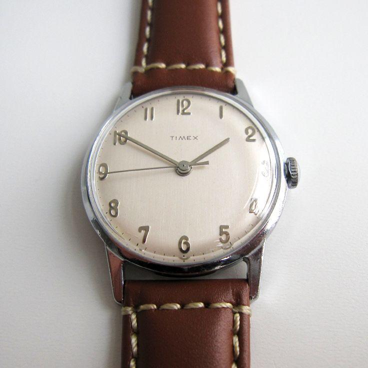 Timexman - Timex Mercury 1965