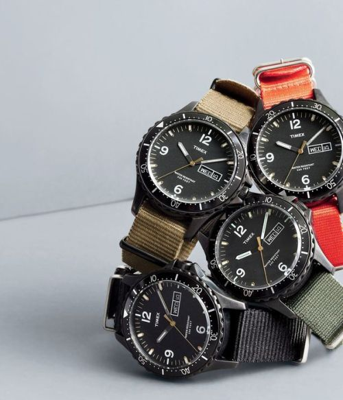 Image result for j crew timex diver watch