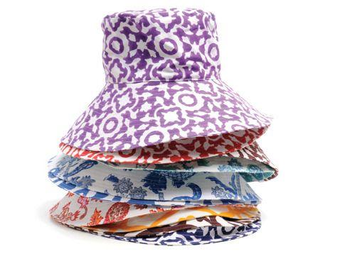 Assorted sun hats, Roberta Roller Rabbit