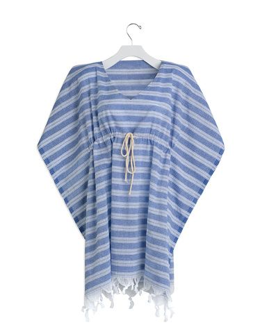 Buji Baja Fringe Cover-Up