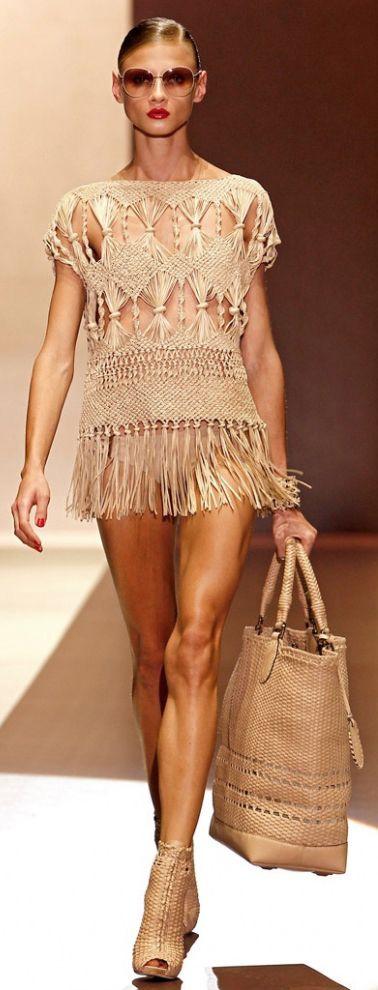 Gucci, S/S 2011