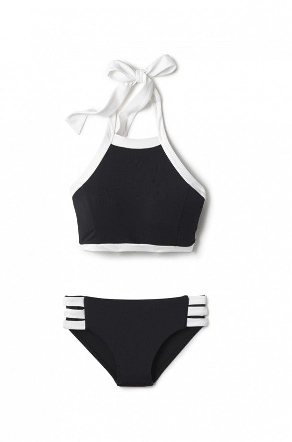 How to Make YOUR Body Look Its Best in a Swimsuit via Who What Wear