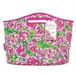 Lilly PULITZER *LUCKY CHARMS* LARGE BEVERAGE BUCKET Insulated beach Cooler NWT  ...