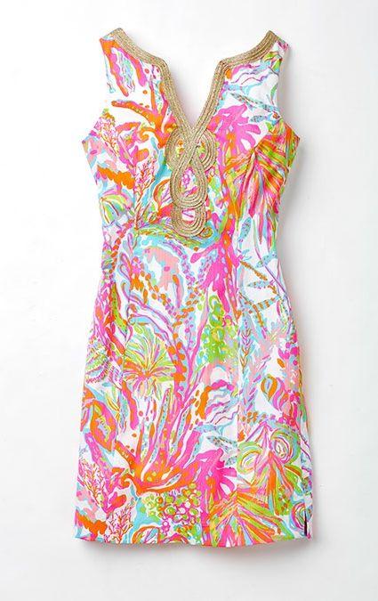 Janice Shift Dress