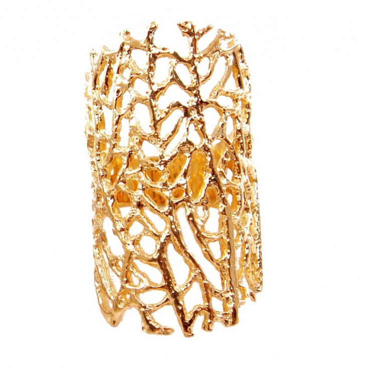 Sea Fan Ring By Suzanne Somersall