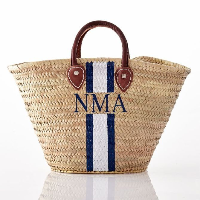 Shop Celeb-Inspired Beach Bags - Mark and Graham