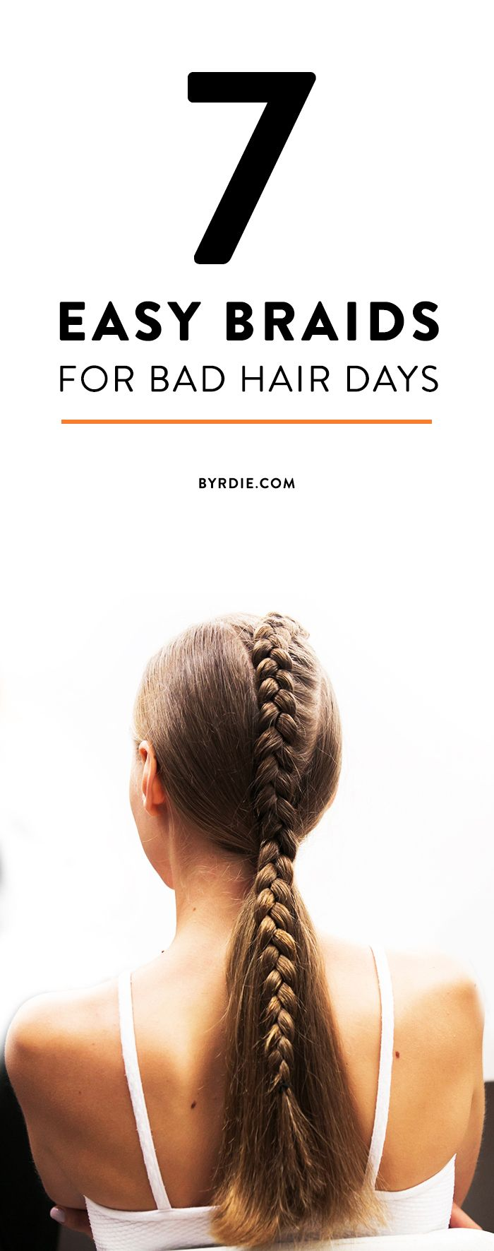 Easy braids to try