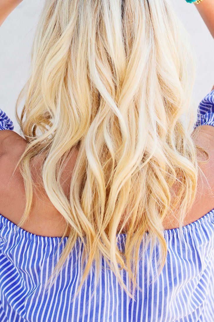The Scientific Reason Your Hair Color Turns Brassy