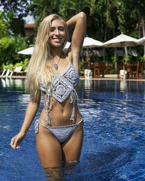30+ Stunning & Stylish Swimsuit Bikini Ideas