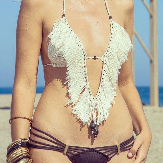 Bikini crochet de Tantú