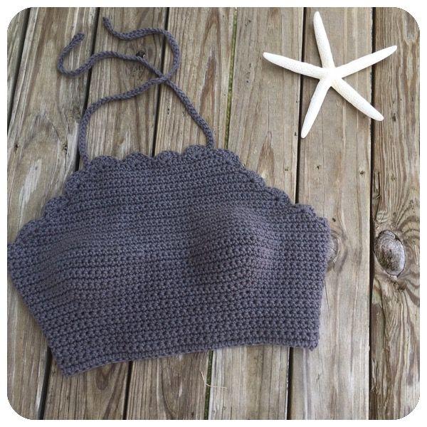 Crochet Swimwear 20182019 Free Pattern Video On Crochet Crop