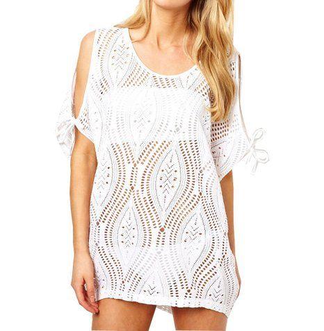 Women's Beach Bikini Swimwear Cover-up at Amazon Women's Clothing store: