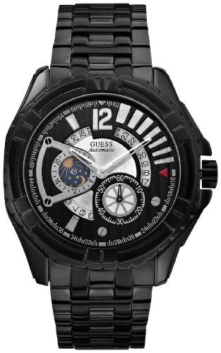 GUESS Men's Dynamic Sport Automatic Watch ** You can find more details by vi...
