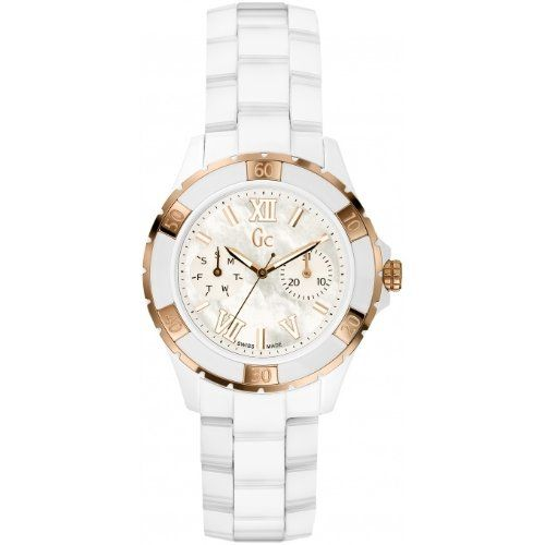 GUESS Women's GC Sport Class XL-S Glam Timepiece ** Continue to the product ...