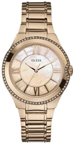 GUESS Women's Hi-Status Shine Watch * Be sure to check out this awesome prod...