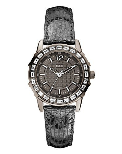 Guess W0019L2 Ladies GIRLY B Grey Watch * You can get more details by clicking o...