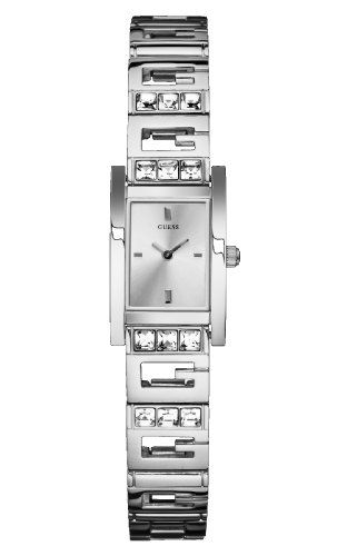 Guess W85119L1 Ladies GEE LITE Silver Watch *** To view further for this item, v...