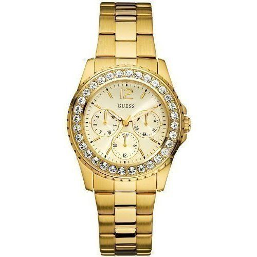 Guess Women's Watch U12005L1 -- This is an Amazon Associate's Pin. Check...