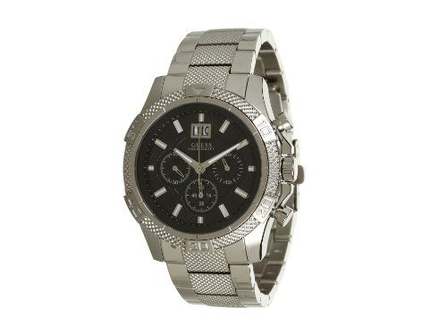 U0177G1 Guess Chronograph Mens Watch * Check out the image by visiting the link....
