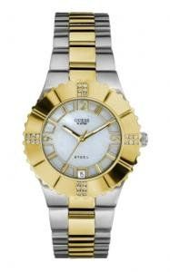 Womans watch RELOJ GUESS BICOLOR ESF.NACAR W10220L1 ** This is an Amazon Associa...