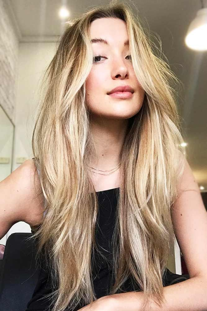 Hair Color 2017 2018 Dirty Blonde Hair With Blonde Highlights