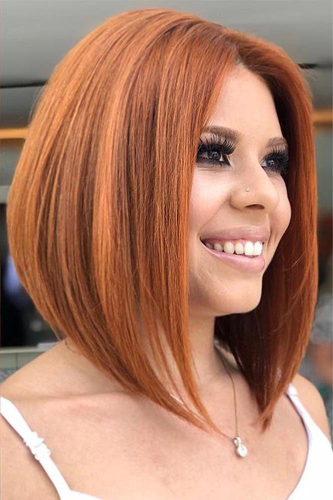 Hair Color 2017 2018 Gorgeous Brick Red Hair Tone Redhair Bob