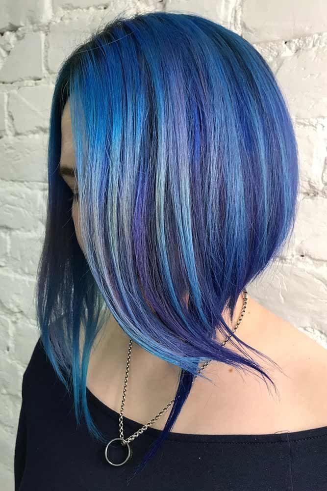 Mystical Mermaid Bob Haircuts ❤️  ❤️ See more: lovehairstyles.co... an a...