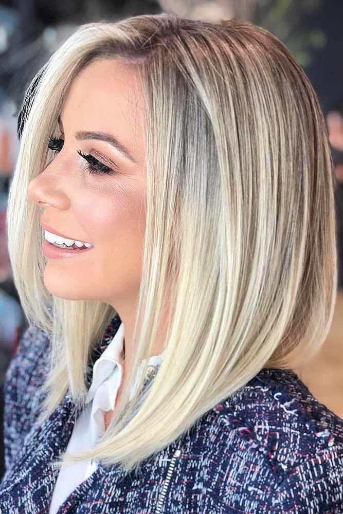Hair Color 2017 2018 Pearl Blonde Tint Highlights Blondehair
