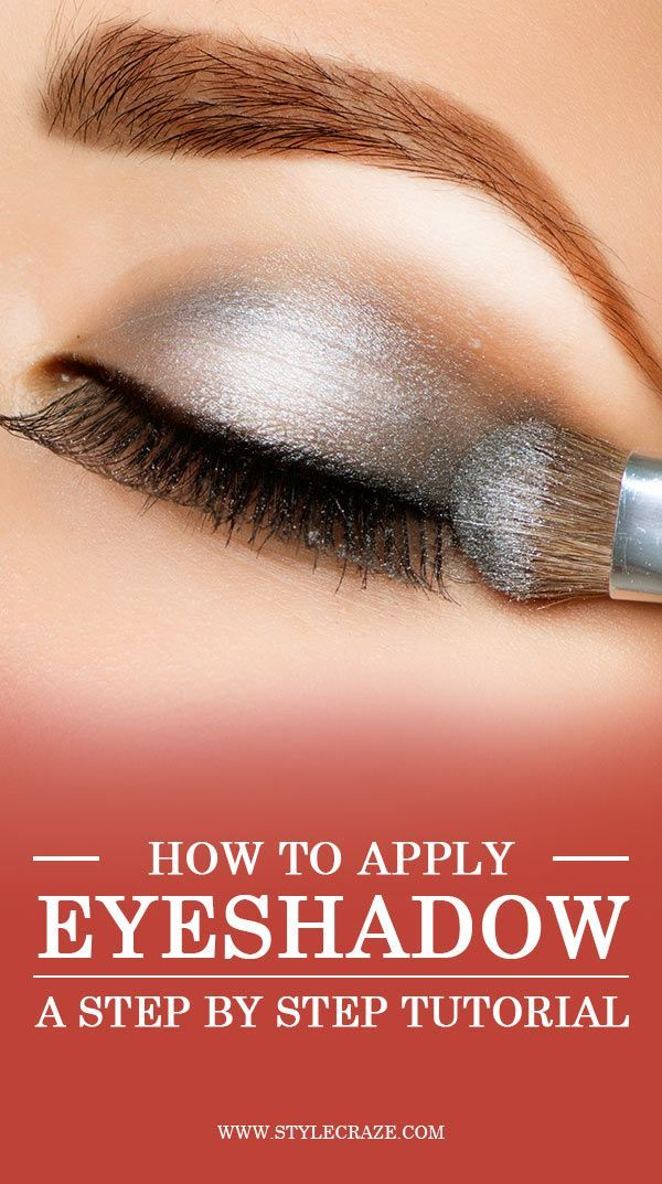 Although applying eyeshadow can be tricky, worry not, since we have for you a st...