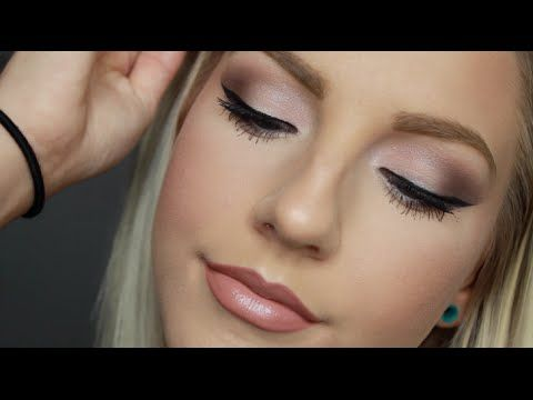 Blushed Nudes Palette Tutorial - YouTube